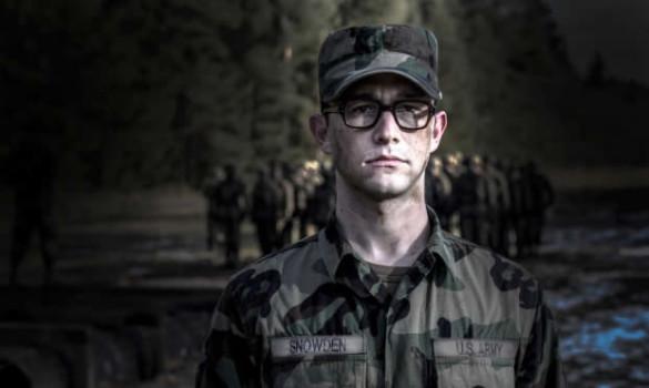 Snowden ganha um novo clipe, com o protagonista em teste