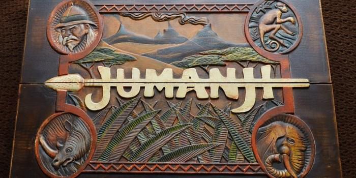 cine nerd: Jumanji