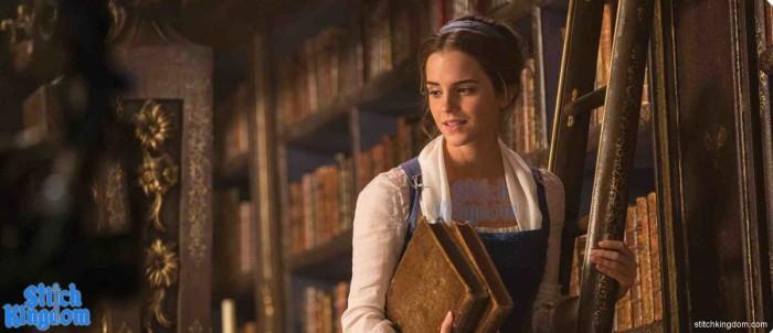 Saem duas imagens de Emma Watson em A Bela e a Fera