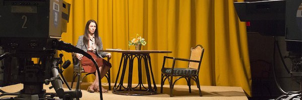 Rebecca Hall estrela primeiro trailer de Christine