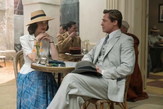 Aliados, com Brad Pitt e Marion Cottilard, ganha novo trailer