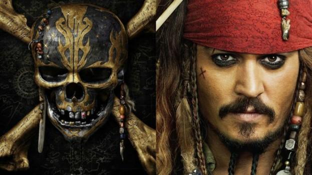 Assista o primeiro teaser de Piratas do Caribe: A Vingança de Salazar