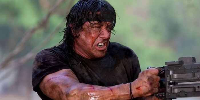 Rambo terá remake sem Sylvester Stallone