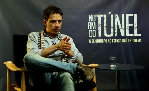 Entrevista: Rodrigo Grande, diretor argentino de 'No Fim do Túnel'