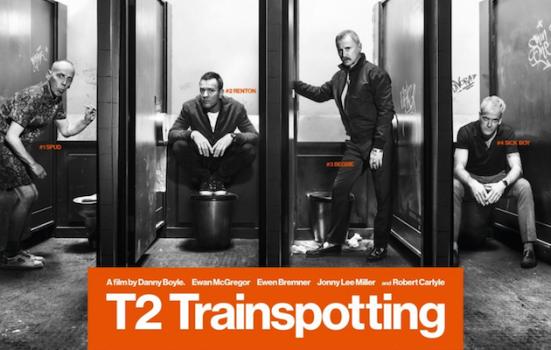 Ewan McGregor descamisado em nova foto de T2 Trainspotting