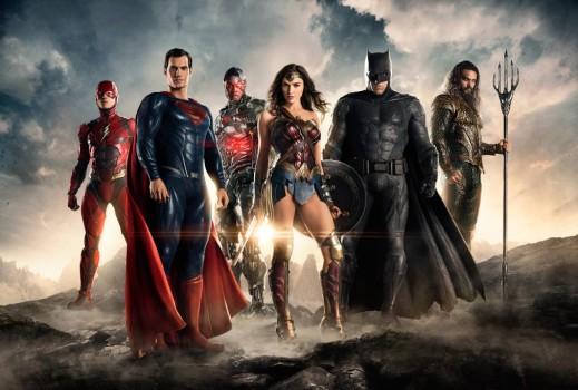 Liga da Justiça ganha nova imagem