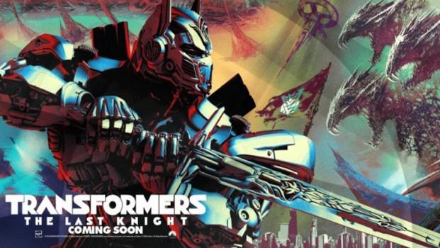 Quinto filme da série Transformers ganha seu primeiro trailer