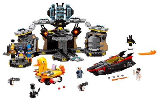 Cenas de LEGO Batman: O Filme chegam em forma de brinquedos