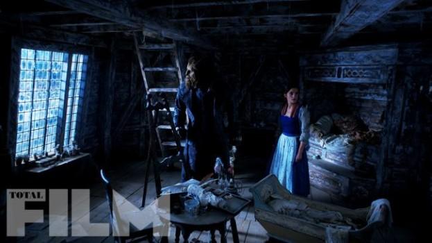 A Bela e a Fera ganha novas imagens das personagens