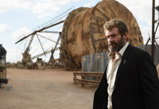 DF-13002 - Hugh Jackman stars as Logan/Wolverine in LOGAN. Photo Credit: Ben Rothstein.