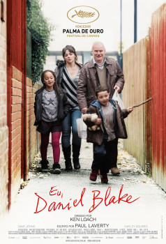 Poster Nacional - Eu Daniel Blake