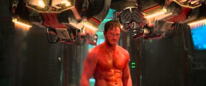 Olha o Chris Pratt em nova imagem de Guardiões da Galáxia Vol 2