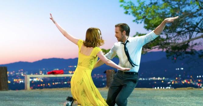 Veja os bastidores do número de abertura de La La Land