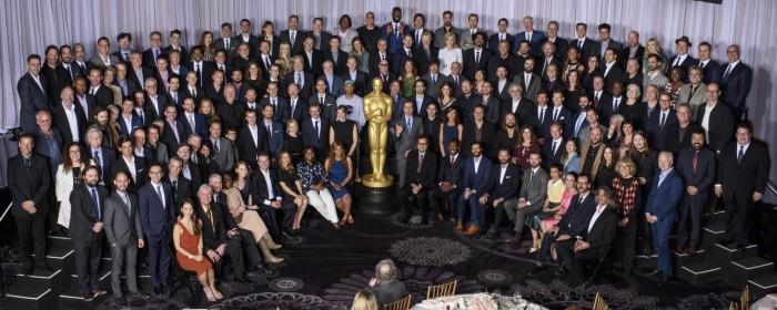 Veja as imagens do jantar oficial do Oscar 2017