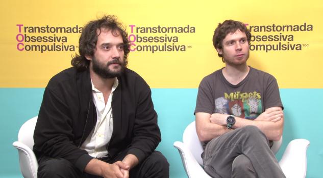 Entrevista: Teodoro Poppovic e Paulinho Caruso, diretores de ' TOC – Transtornada, Obsessiva, Compulsiva'