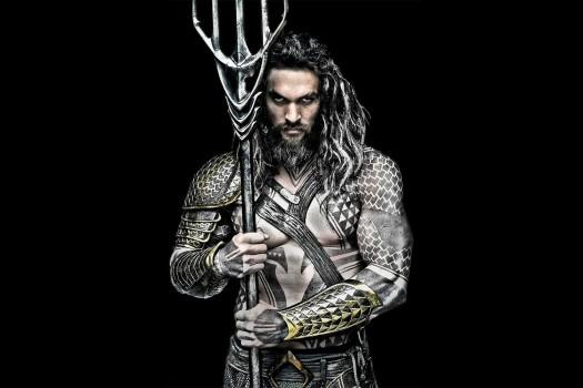 Jason Momoa treina para cenas de ação de Aquaman. Veja o vídeo!