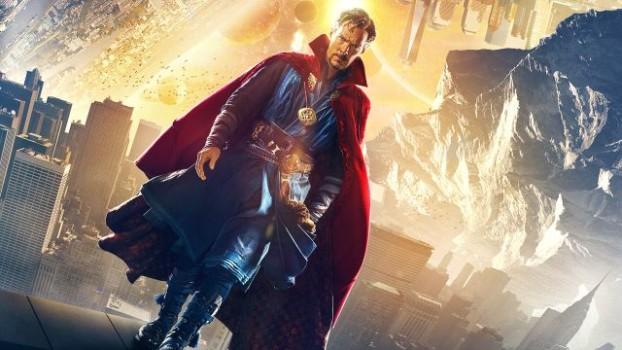 Benedict Cumberbacht em cenas de luta nos extras de Doutor Estranho