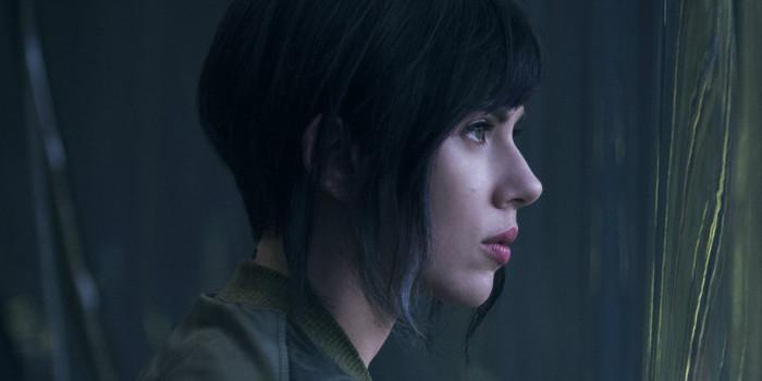 Ghost in the Sheel ganha pôster para IMAX