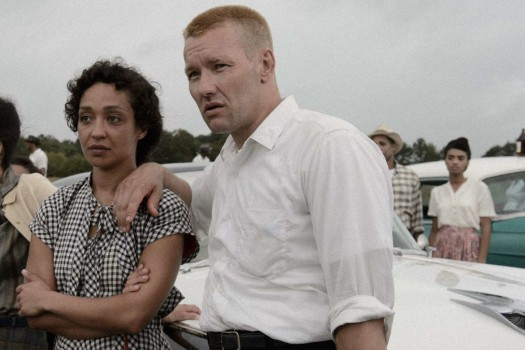 ruth-negga-and-joel-edgerton-as-mildred-and-richard-loving-on-the-set-of-the-movie-loving-being-shot-in-richmond-va
