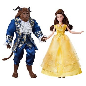 Boneca A Bela e Fera Pack Duplo _ Hasbro _ R$ 599,99 _ SAC www.hasbrosac.com.br