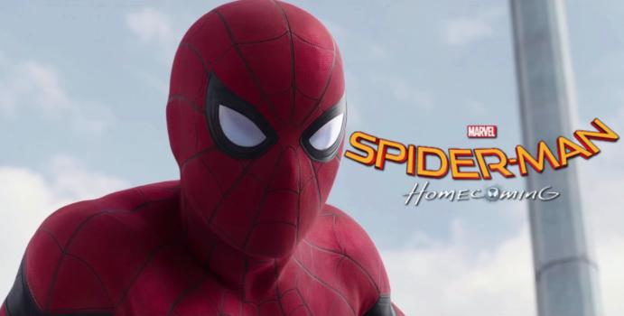 Spider-Man: Homecoming ganha divertido trailer