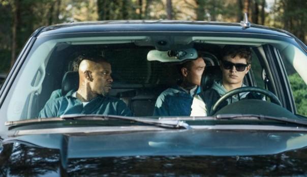 Kevin Spacey aparece em sua primeira imagem de Baby Driver