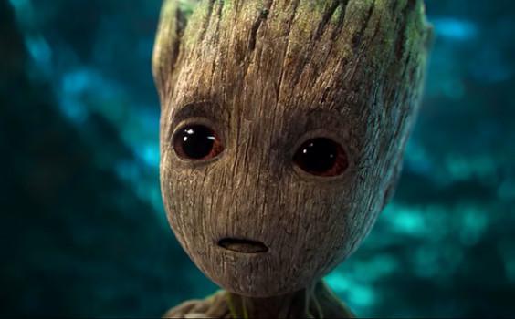 Guardiões da Galáxia Vol 2 | Você está preparado para o Baby Groot?