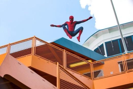 Veja fotos dos bastidores de Spider-Man: Homecoming