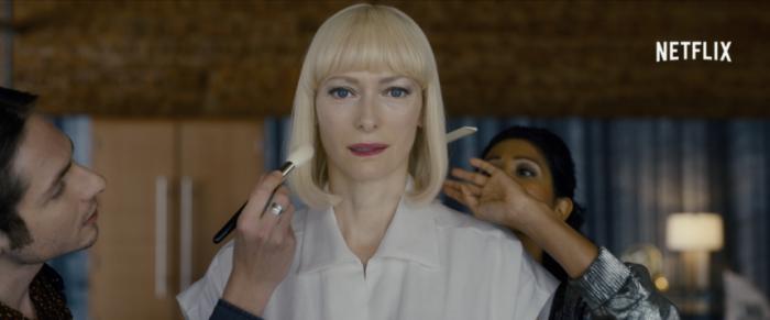 Veja Tilda Swinton em novo vídeo promocional de Okja