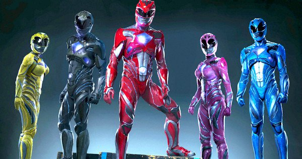 cine nerd: Power Rangers