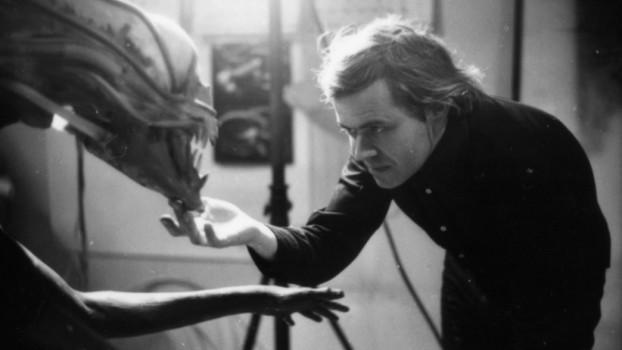 cine clássicos: o homem que inventou o Alien