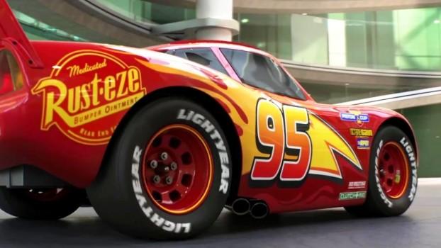 Carros 3, da Pixar, ganha novo trailer internacional