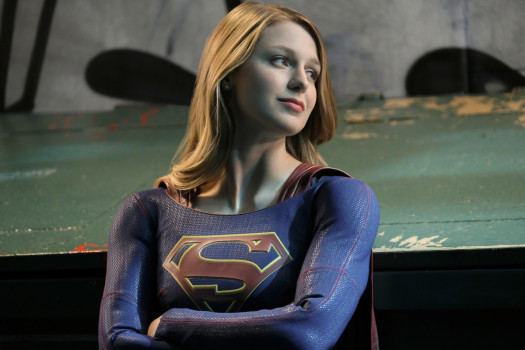 "Supergirl -- ""Resist"" -- SPG221b_0455.jpg -- Pictured: Melissa Benoist as Kara/Supergirl -- Photo: Robert Falconer/The CW -- © 2017 The CW Network, LLC. All Rights Reserved"