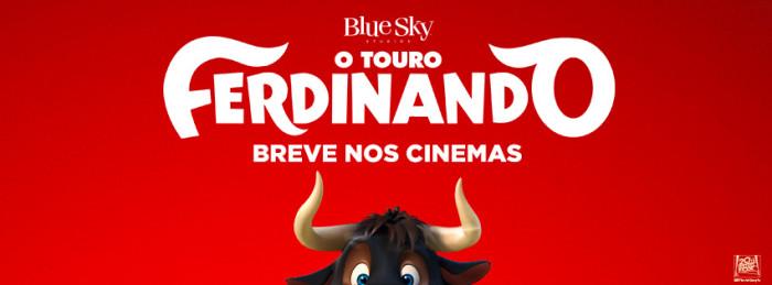 Fox divulga segundo trailer de O Touro Ferdinando