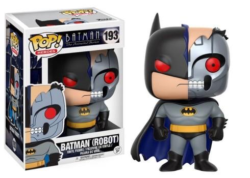 Funko lança linha de vilões de Batman: A Série Animada