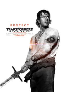 Cartazes mostram quem é quem em Transformers: O Último Cavaleiro