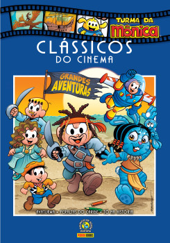 Turma da Mônica homenageia Avatar, Toy Story e Piratas do Caribe