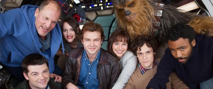 Olha o Lando! Ron Howard divulga nova imagem de Han Solo
