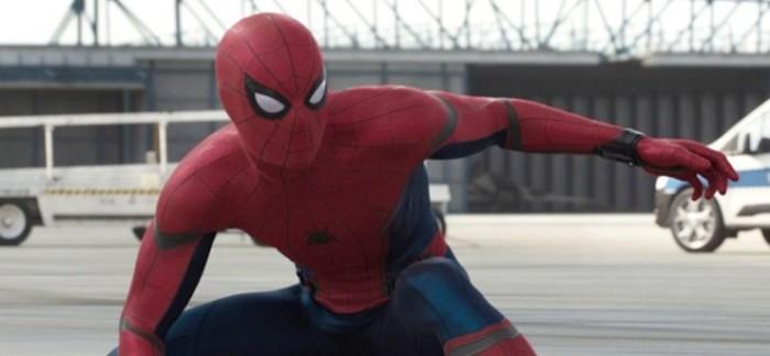 Homem Aranha: De Volta Ao Lar