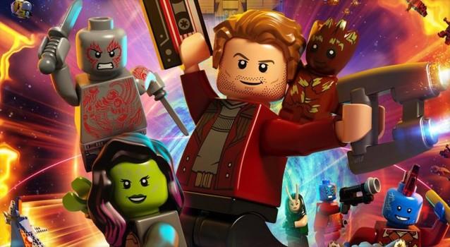 Guardiões da Galáxia ganhará animação LEGO