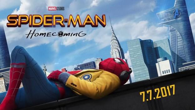 cine nerd: Homem-Aranha: De Volta ao Lar