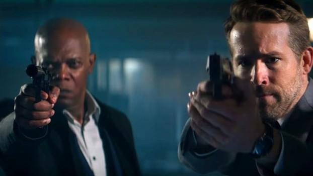 Muita ação nos comerciais de Dupla Explosiva, com Ryan Reynolds