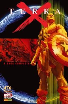 PANINI relança Terra X no Brasil, um clássico da Marvel