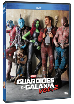 Quer ter Guardiões da Galáxia Vol 2 na sua coleção? Agora pode!