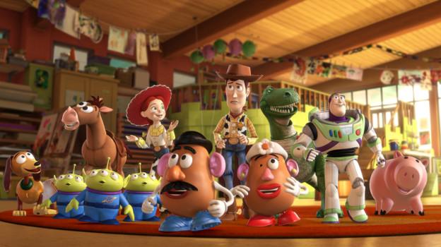 Top Salada | A gente ama a Pixar!