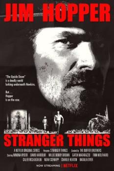 Stranger Things homenageia O Sobrevivente