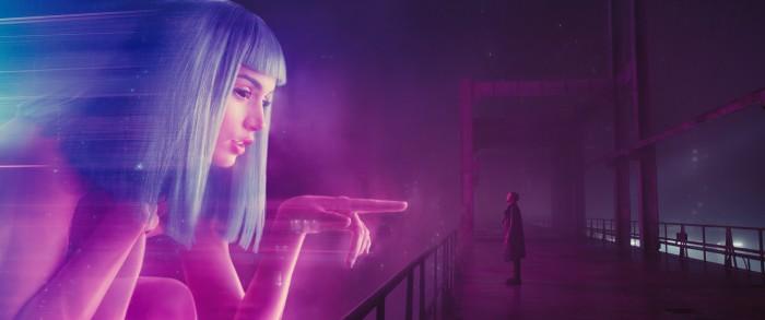 Um show para os olhos as novas fotos de Blade Runner 2049