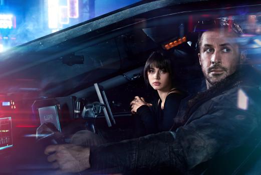 Tem mais comercial de Blade Runner 2049