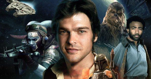 Ron Howard apresenta novidades no elenco de Han Solo