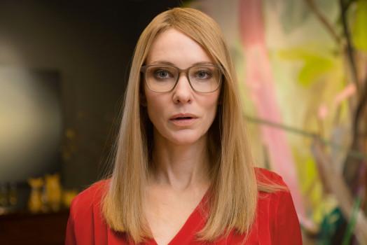 Manifesto, com Cate Blanchett, ganha cartaz nacional